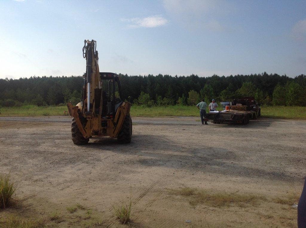 Thomasville Project Construction Photos